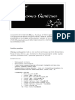 Dharma Canticum Info
