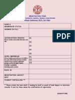 Cezips 2019 Regn Form