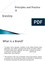 Lecture - Branding