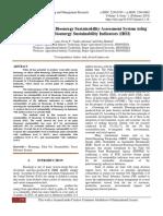 Indonesia's Oil Palm Bioenergy Sustainability Assessment System using Indonesian Bioenergy Sustainability Indicators (IBSI)
