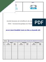 Calcul Flexibilité Centre de Mise en Bouteille GPL