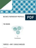 Business Partnership Proposal
