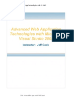 2544 - Advanced Web Apps Wtih vs 2005