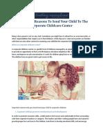 Corporate Child Care PHOENIX