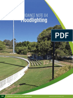 Section 2 Part 4 - Floodlighting