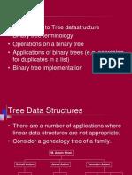 Lect 12 Binary Tree