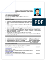 Umair Updated Cv