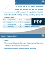 Robot Components 300719