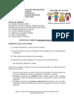 Guia de Trabajo Inclusion Educativa Dia e