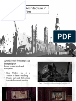 Architecture in Movies