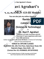 Science and Tech - Ravi Agrahari Sir