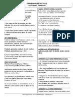 Folheto de Canto-Santisssima Trindade[1]