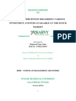 36681496 Indian Stock Market
