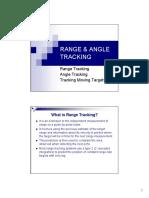 Range Tracking