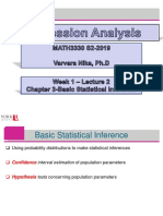 Regression Analyses Week1-Lecture 2-2