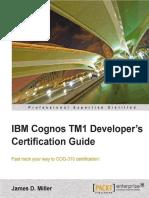 ibm cognos tm1 guide
