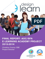 Heart of Worcestershire College End of Project Report