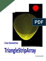 Curso Java 3D Modulo 10 - TriangleStripArray