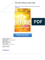 Before the After Series