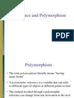Ch 11 Inheritance Polymorphism
