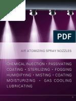 Air spray cat76aa