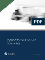 Python for SQL Server