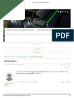 Razer Insider _ Forum - WASD Macro