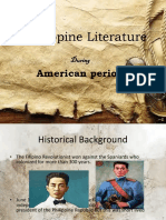 Philippine Literature