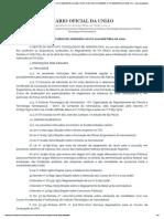 Edital Concurso de Admissão Ao Ita 2020vestibular 2020 - Edital Concurso de Admissão Ao Ita 2020vestibular 2020 - Dou - Imprensa Nacional