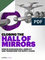 Accenture Blockchain for Supply Chain