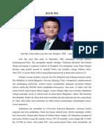 Biografi Jack Ma