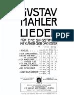 5 Rückert Lieder medium voice