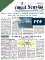 Employment Newspaper Last Week of July 2019