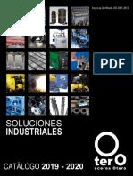 Catalogo Aceros Otero 2019
