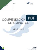 Compendio Charlas 5 Min - JULIO 19