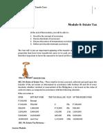 Lesson 8 Estate Tax