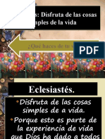 Eclesiastés # 22 IBE Callao