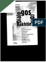 Contribuições de Bakhtin às teorias do texto e do discurso - D L P Barros