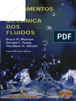Fundamentos Da Mecânica Dos Fluidos - Munson (Livro)