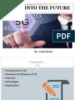CSE 5G Technology PPTneww