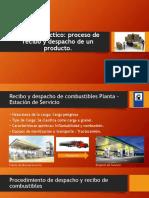 Trabajo Práctico 1 - Recibo y Despacho de Objetos