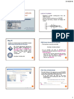 Time History Analysis SAP2000