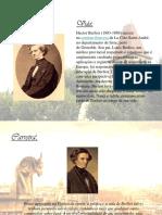 Hector Berlioz - Biografia