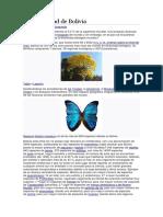 Biodiversidad de Bolivia