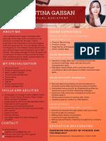 Cristina Gajisan Resume_updated