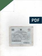 ADR-879 Tarjeta de Circulacion