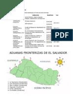 Aduanas de El Salvador