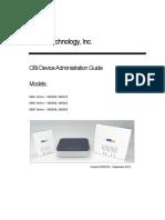 Obi Device Admin Guide