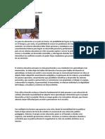 La Crisis Educativa en El Perú