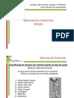 Mecanismos Industriais
